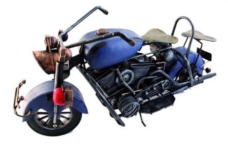 Replika motocykla 20x38x10