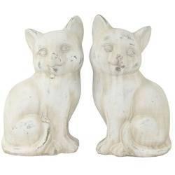 Figurka kot ceramika gaja 22x12x10