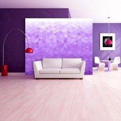 Fototapeta - Fioletowy piksel