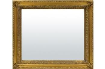 Lustro Złote w Drewnianej Ozdobnej Ramie 65x75x4cm