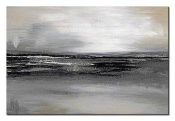 """Obraz """"Abstrakcje"""" - olejny, ręcznie malowany 60x90cm"""