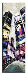 "Obraz ""Abstrakcje"" reprodukcja 150x50 cm"