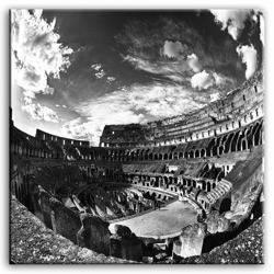 Obraz - Architektura 100x100cm