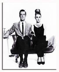 """Obraz """"Audrey Hepburn"""" reprodukcja 40x50 cm"""