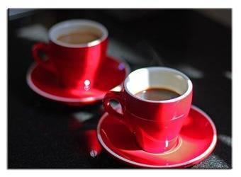 """Obraz """"Coffee"""" reprodukcja 50x70 cm"""