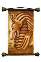 Obraz - Egipt - olejny, ręcznie malowany 55x68cm
