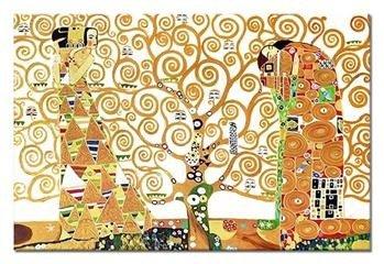 """Obraz """"Gustaw Klimt"""" ręcznie malowany 60x90cm"""