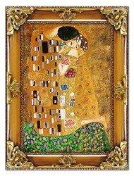 """Obraz """"Gustaw Klimt"""" ręcznie malowany 85x115cm"""