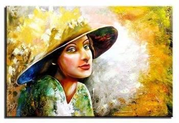 Obraz - Inne - olejny, ręcznie malowany 60x90cm