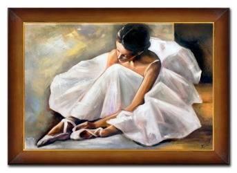 Obraz - Inne - olejny, ręcznie malowany 75x105cm