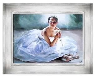 Obraz - Inne - olejny, ręcznie malowany 76x96cm