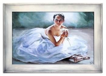 Obraz - Inne - olejny, ręcznie malowany 82x112cm