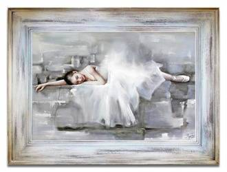 Obraz - Inne - olejny, ręcznie malowany 86x116cm