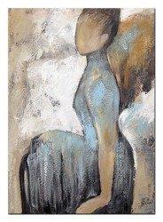 """Obraz """"Inne"""" ręcznie malowany 50x70cm"""