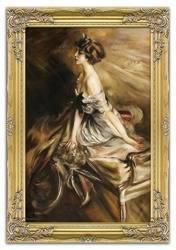 Obraz - Inni - olejny, ręcznie malowany 75x105cm