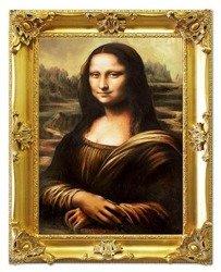 """Obraz """"Inni"""" ręcznie malowany 75x95cm"""