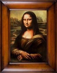 """Obraz """"Inni"""" ręcznie malowany 76x96cm"""