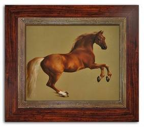 Obraz - Konie 36x31cm