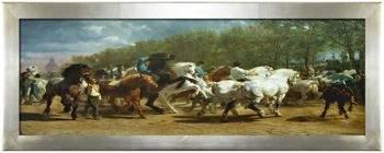 Obraz - Kopie mistrzów malarstwa 64x164cm
