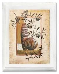 """Obraz """"Martwa natura nowoczesna"""" ręcznie malowany 37x47cm"""