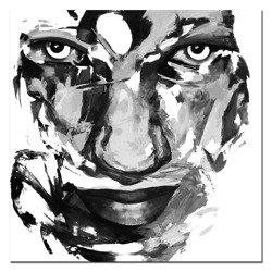 """Obraz """"NOWOŚCI"""" - olejny, ręcznie malowany 100x100cm"""