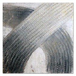 """Obraz """"NOWOŚCI"""" - olejny, ręcznie malowany 120x120cm"""