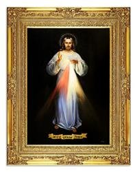 """Obraz """"NOWOŚCI"""" ręcznie malowany 78x98cm"""
