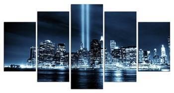 """Obraz """"New York"""" reprodukcja 45x70cm x2, 45x100cm x2, 45x120cm"""