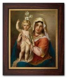 """Obraz """"Religijne"""" reprodukcja 27x31cm"""
