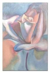 """Obraz """"Roze"""" ręcznie malowany 60x90cm"""