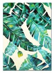 """Obraz """"Tropical Island"""" ręcznie malowany 50x70cm"""