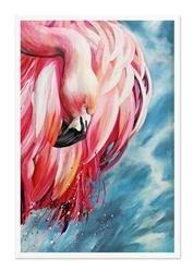 """Obraz """"Zwierzęta"""" ręcznie malowany 63x93cm"""