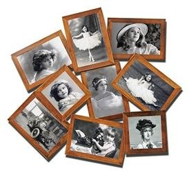 Ramka Na Zdjęcia Multi Rama Drewno Premium