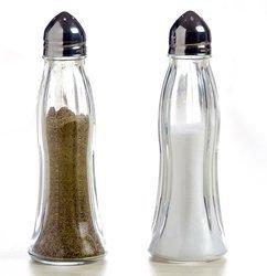 Zestaw solniczka i pieprzniczka Kpl 2szt