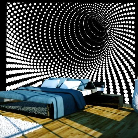 Fototapeta - Abstract background 3D