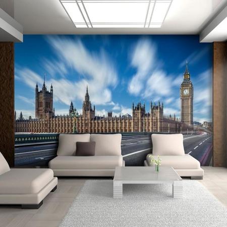 Fototapeta - Big Ben - Londyn, Anglia