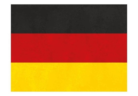 Fototapeta - Flaga Niemiec