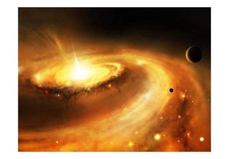 Fototapeta - Galactic Center of the Milky Way