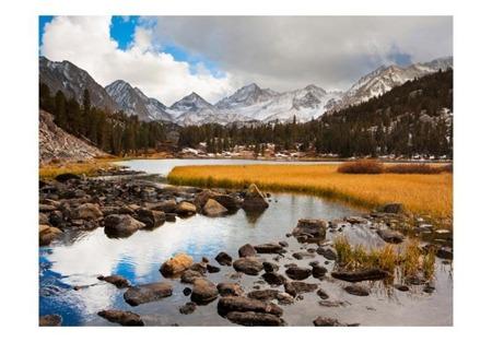 Fototapeta - Mountain stream