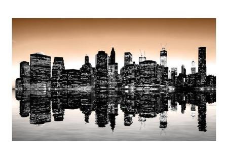 Fototapeta - Sinking NYC