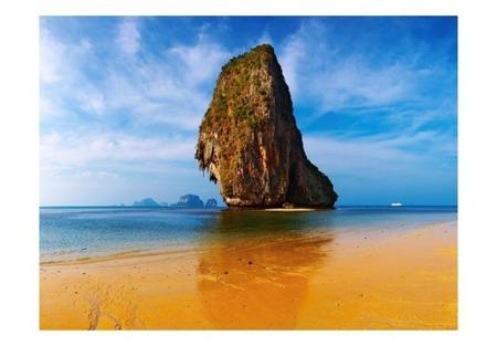 Fototapeta - Tropikalna plaża - Morze Andamańskie, Tajlandia