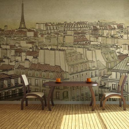 Fototapeta - Żegnaj Paryżu