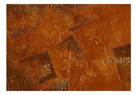 Fototapeta - Złota magma