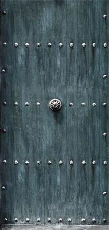 Fototapeta na drzwi - Stylowe drzwi