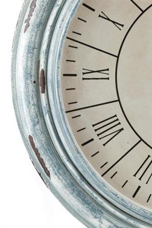 Zegar ścienny ozdobny klasyczny drewno szkło